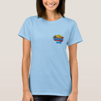 Palapa Mac (Ladies) Fitted T-Shirt