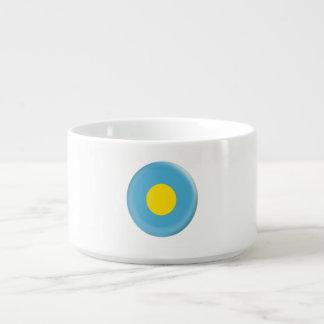 Palau Flag Bowl