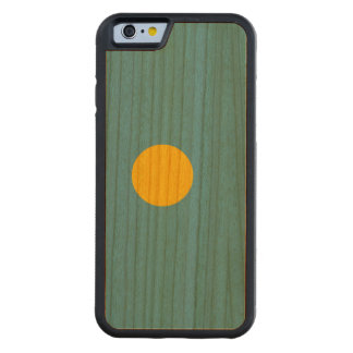 Palau Flag Carved Cherry iPhone 6 Bumper Case