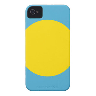 Palau flag Case-Mate iPhone 4 case
