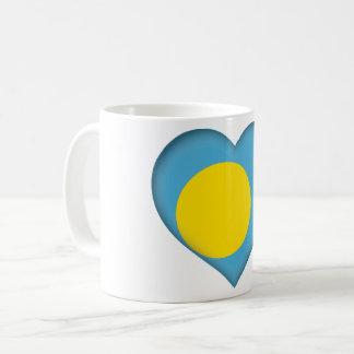 Palau Flag Coffee Mug