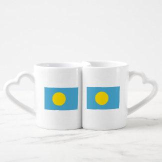 Palau Flag Coffee Mug Set
