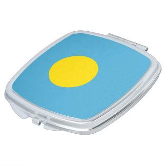 Palau Flag Compact Mirrors