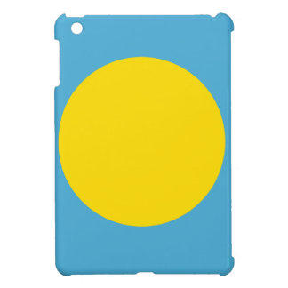 Palau flag cover for the iPad mini