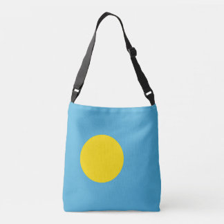 Palau Flag Crossbody Bag