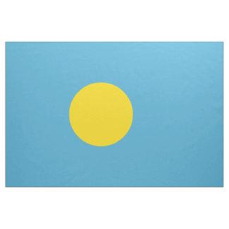Palau Flag Fabric