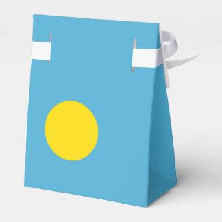 Palau Flag Favor Box