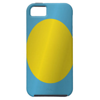 Palau flag iPhone 5 case