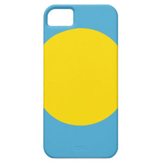 Palau flag iPhone 5 covers
