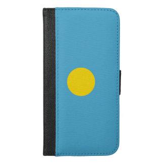Palau Flag iPhone 6/6s Plus Wallet Case