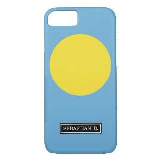 Palau Flag iPhone 7 Case