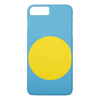 Palau Flag iPhone 8 Plus/7 Plus Case