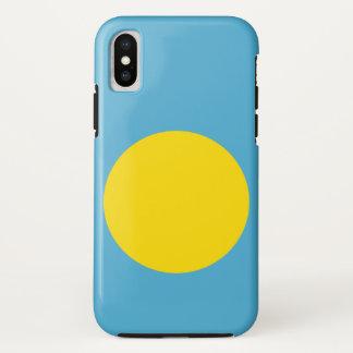 Palau Flag iPhone X Case