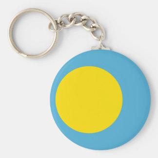 Palau Flag Keychain