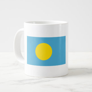 Palau Flag Large Coffee Mug