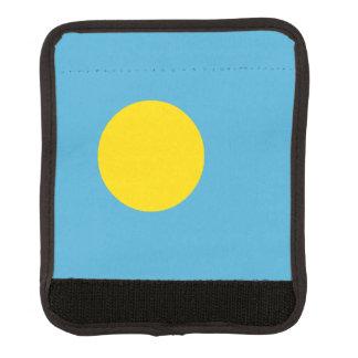 Palau Flag Luggage Handle Wrap
