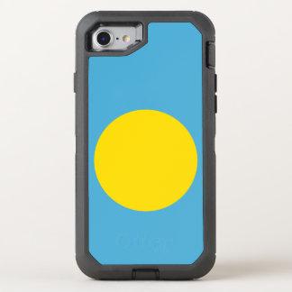 Palau Flag OtterBox Defender iPhone 8/7 Case
