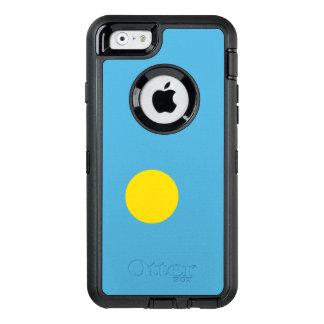 Palau Flag OtterBox Defender iPhone Case