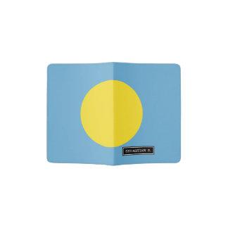 Palau Flag Passport Holder
