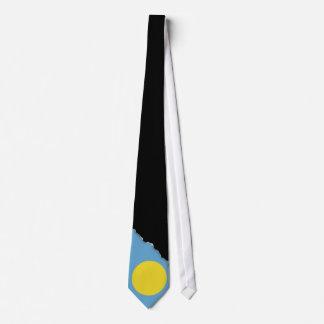 Palau Flag Tie