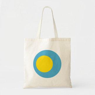 Palau Flag Tote Bag