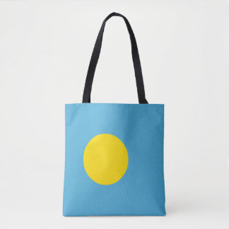 Palau Flag Tote Bag