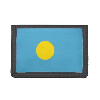 Palau Flag Tri-fold Wallets