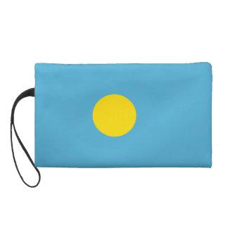 Palau Flag Wristlet