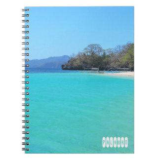 Palawan Spiral Notebook