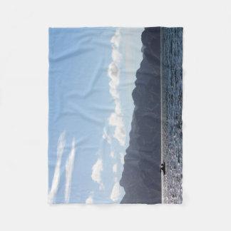 Palawan Trip Fleece Blanket