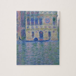 Palazzo Dario 4 by Claude Monet Jigsaw Puzzle