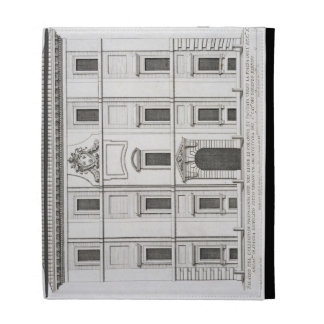 Palazzo del Collegio de Propaganda Fide, from 'Pal iPad Cases