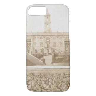Palazzo Senatorio, The Capitol, Rome, from 'Fragme iPhone 7 Case