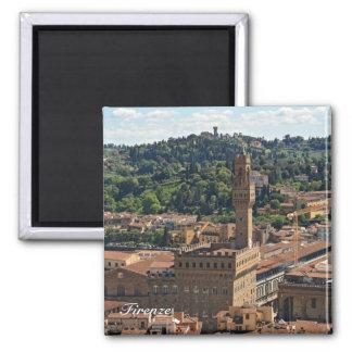 Palazzo Vecchio Magnet