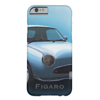 Pale Aqua Nissan Figaro Customisable iPhone 6 Case