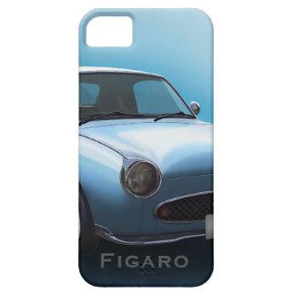 Pale Aqua Nissan Figaro Customised iPhone 5/5 Case