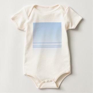 Pale Blue Simple Elegant Design. Bodysuits