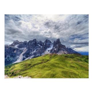 Pale di San Martino Postcard