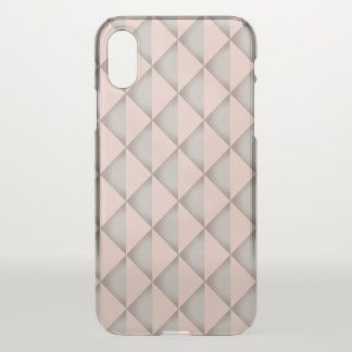 Pale Dogwood Pink Boho Arrows iPhone X Case