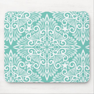 Pale Dream root Mouse Pad