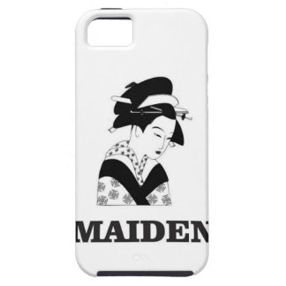 pale fair maiden iPhone 5 covers