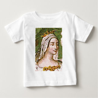pale fair queen baby T-Shirt