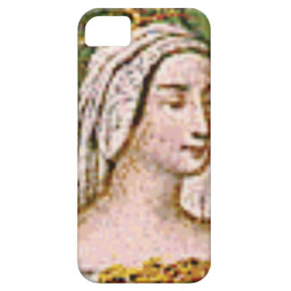 pale fair queen iPhone 5 covers