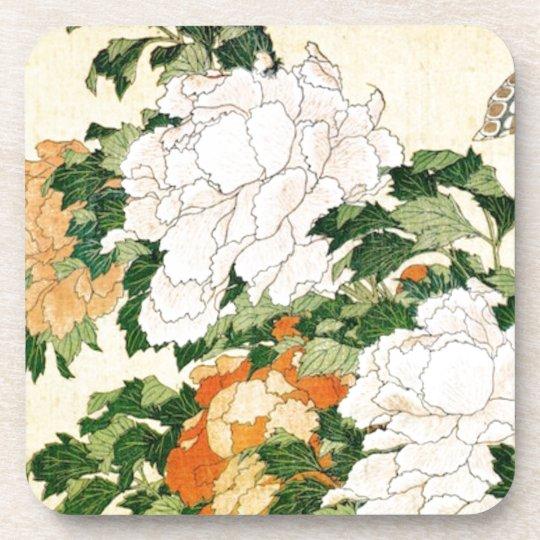 Pale Flowers Coaster