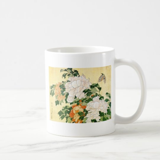 Pale Flowers Coffee Mug