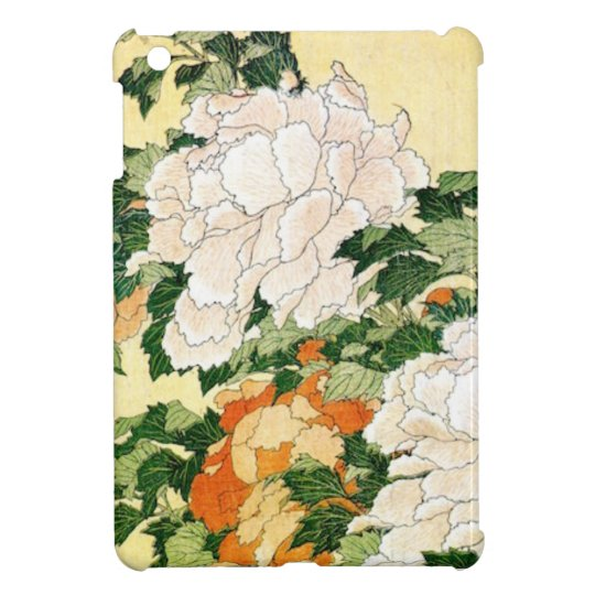 Pale Flowers iPad Mini Cover