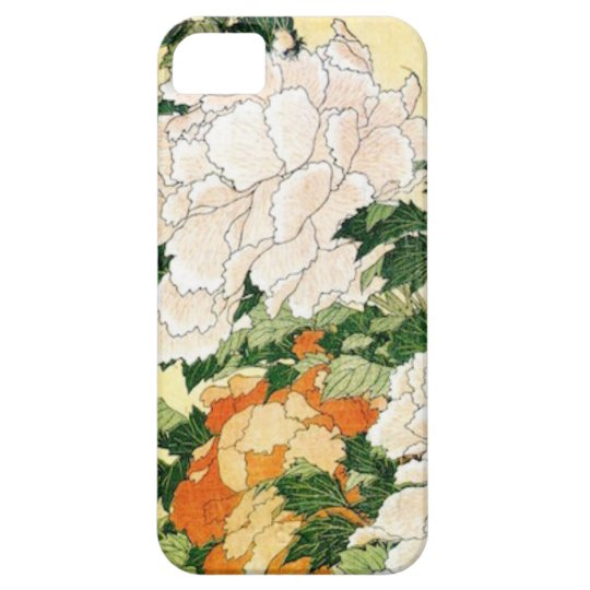 Pale Flowers iPhone 5 Cases