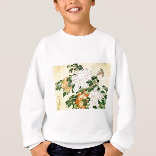Pale Flowers Sweatshirt
