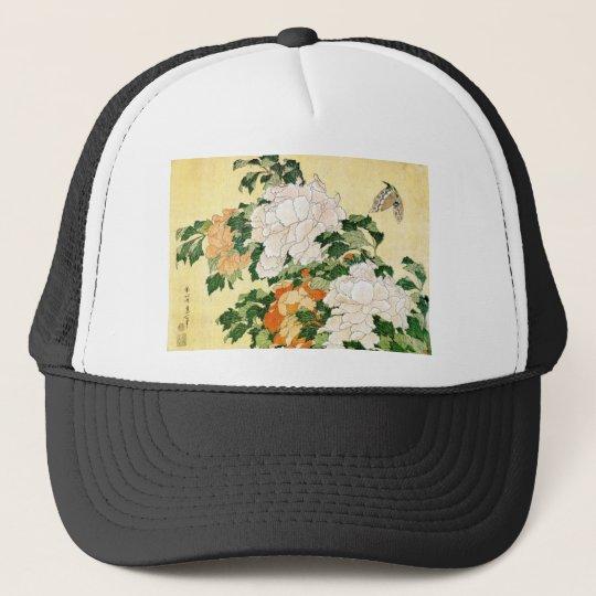 Pale Flowers Trucker Hat