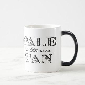 Pale is the New Tan Magic Mug